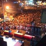 Crowd in Bataan waiting for Alden. Grabe!!!!!!! -K #ALDUBTogetherAgain http://t.co/MaEHR06PYR