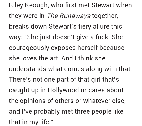 """""""There's not one part of that girl that's caught up in Hollywood or cares about the opinions of others"""" -Riley ❤ http://t.co/hEoc9pVzK3"""