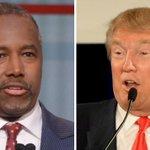 "Trump defends Carson from ""unfair"" media: http://t.co/tNtJ30cDAj http://t.co/QxbOTXBUkq"