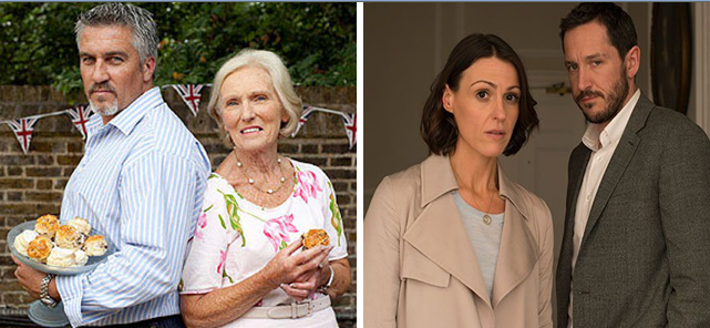 Brilliant night for @BBC 8pm From sweet cakes & biscuits to sweet revenge... #GBBOFinal #drfoster #DoctorFoster http://t.co/3BB43nN5Zp