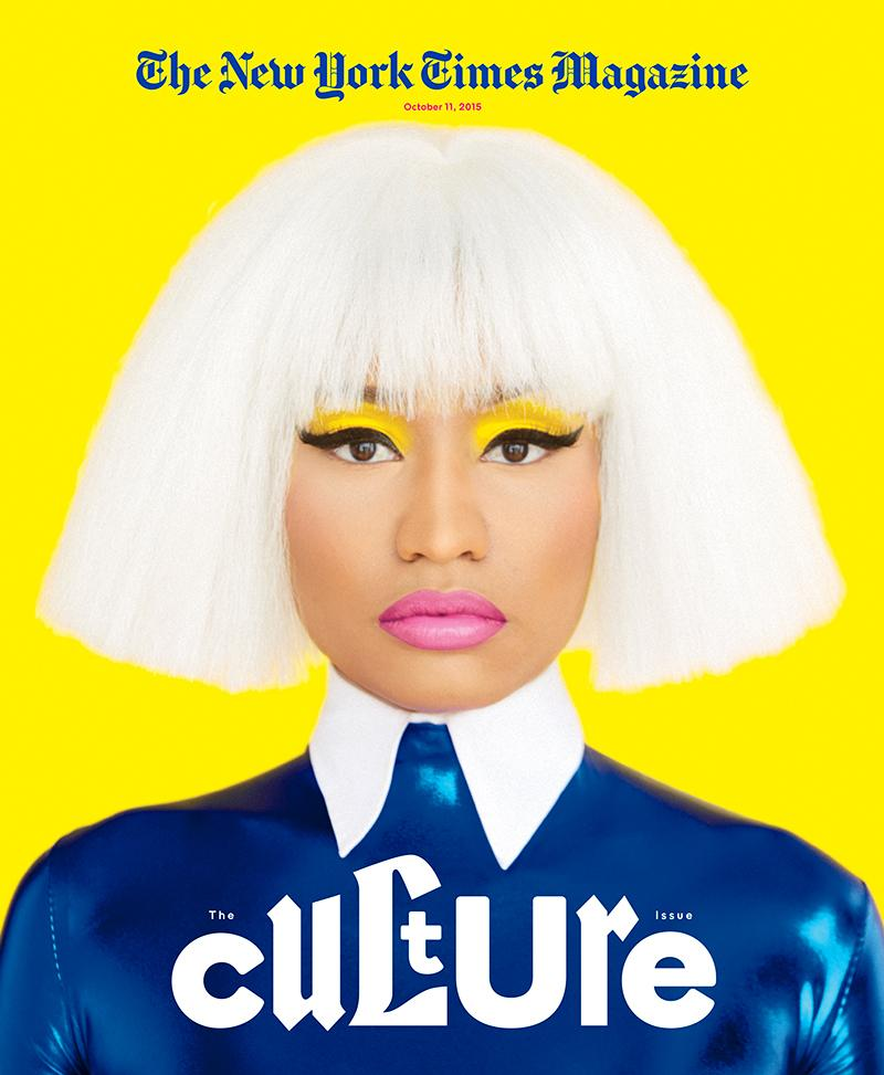 This week's cover story: The Passion of Nicki Minaj, by @thevanessag http://t.co/7VJsV8BSfZ http://t.co/KOYk4mx22W