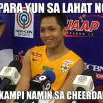 That FEU win was for UST and UP! ???? http://t.co/Oz8WEFmdqa