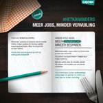 """Wat is dan jullie alternatief?"" Meer jobs, minder vervuiling. #hetkananders #7okt http://t.co/Fhys5uT0zf"