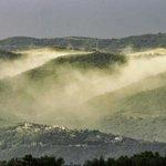 Sandstorm on the Mountain #photography #greece #landscape http://t.co/zCasuE62a5 http://t.co/jN2xfOzCpL