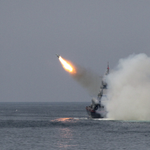 #SYRIA: 4 Russian warships launch 26 missiles against #ISIS from Caspian sea - Def Min http://t.co/syFYEvxGgt http://t.co/KD1g0zxijT