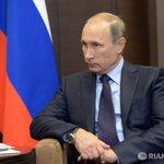 Путин: корабли РФ обстреляли объекты ИГ с помощью высокоточного оружия http://t.co/dMPtZfW8rC http://t.co/xUajwUz27O