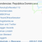 #MonchyEnRevista110 acaba de convertirse en TT ocupando la 1ª posición en República Dominicana #trndnl http://t.co/sPVlzJl6Fx