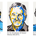 Nobel Prize in chemistry shared by American, Swedish, and Turkish scientists for DNA repair http://t.co/aGrhi3ifgm http://t.co/quRpRFNY2T