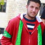 #صورة  الشهيد أحمد وليد حامد من بلدة سلواد شرق رام الله بعد اصابته برصاص المستعربين شمال رام الله. #الانتفاضة_انطلقت http://t.co/sAIneA709m