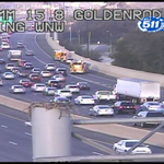 UPDATE: #SR408 WB has a right lane blocked near Goldenrod Rd #orlando #traffic http://t.co/8sJtld0X1S