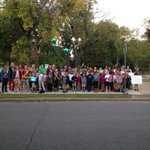 Walk to school day! Proud of all our students and staff who participated! #SuccessTPS @Cywats2 http://t.co/QVz7a3CLYB