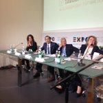 Grazie a tutti gli #expottimisti e ai progetti dei @TavoliExpo mi avete proprio commosso! #Expo2015 @Expo2015Milano http://t.co/HpZxvixoOo