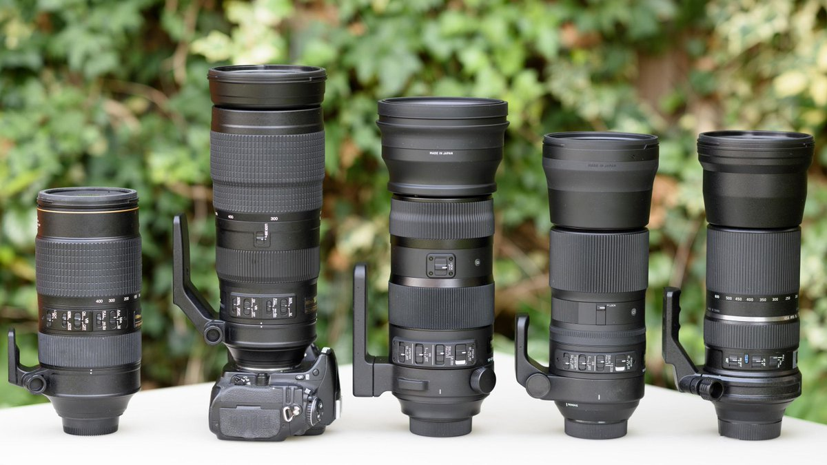 Five super-tele-zooms compared in our in-depth Nikon 200-500mm review! http://t.co/XxbjF221uF @nikonrumors #nikon http://t.co/vaIIZAxvgW
