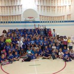 @BlueJays #bluejay pride at St.Aloysius school #Stratford, ON #cometogether http://t.co/mSgzgQUFeh