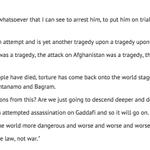 Heres the Corbyn interview about Bin Laden,alongside Camerons speech deliberately misquoting it. Vile fearmongering http://t.co/YjEDlmWDYy