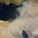 Syrias war helped create an epic dust storm, scientists say http://t.co/zNvF5B9nWZ http://t.co/o9cC5PZOvU