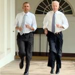 SLIDESHOW: 11 Photos of Joe Biden Running http://t.co/HxtNQnHFc8