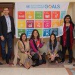 We are celebrating the launch of new Sustainable Development Goals #GlobalGoals @UNDP #NoPoverty #Pakistan @MAFundp http://t.co/yDmrZFufTF