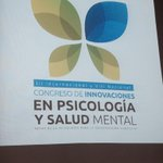 #Num1en... Congreso de innovaciones en psicología y salud mental. @universidaduptc http://t.co/2Y8HHsdFCZ