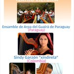 @iceddgo FESTIVAL LATINOAMERICANO DE ARPA DURANGO 2015 15 oct ARPA INTERNACIONAL Teatro Victoria 18:00h $50.00 http://t.co/2NEuezAnlS