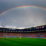 Sport picture of the day: a #RWC2015 rainbow http://t.co/Jo5HMBMrso (Photo: Getty) http://t.co/7LVIi579Ti