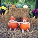 Oh my gosh!! Evansville mom sent us pic of these twins.. Cant handle the cuteness! http://t.co/JZmR0qBfBl