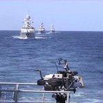 Корабли ВМФ РФ впервые выполнили пуски крылатых ракет по позициям ИГ http://t.co/fe1PdOToD7 http://t.co/e6vBbIWx5Y