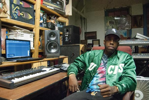 We talk with Mike Regal about his emergence as one of #MKE's most sought-after rap producers  http://t.co/TS6FHJbP05 http://t.co/BNN42730no