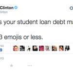 Is Hillary Clinton treating millennials like children? http://t.co/xFUAEBuMr2 via @beccaroses http://t.co/SII8Hz0CJo