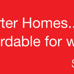 By 2020, for families on average wages, David Camerons 'Starter Homes' will be unaffordable in over half the country http://t.co/YhxY9IP0JF