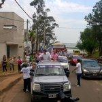 #MassaEnMisiones| Comienza la caravana de @SergioMassa por #Posadas junto al @frenterenovador. http://t.co/kDkAs4beE7