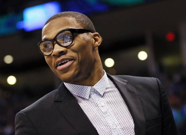 Russell Westbrook is presenter for Kevin Durant's Okla. Hall of Fame inductions Nov. 19 in Tulsa #newsoksports http://t.co/b47KgtUoIN