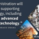 For #EnergyActionMonth @POTUS pledges support for advanced nuclear. Meet the growing sector: http://t.co/Lxc1ck6Zlq http://t.co/5ZFUzz5VDu