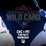 Tonight is the night when two becomes one. #LetsGo #Cubs active #WildCard roster: http://t.co/9KyA1dd4zc #FlyTheW http://t.co/gBB7R2RgB4