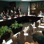 Inicia @IEPCdgo de manera formal el Proceso Electoral 2015-2016 #Durango http://t.co/YsGrdOHBju