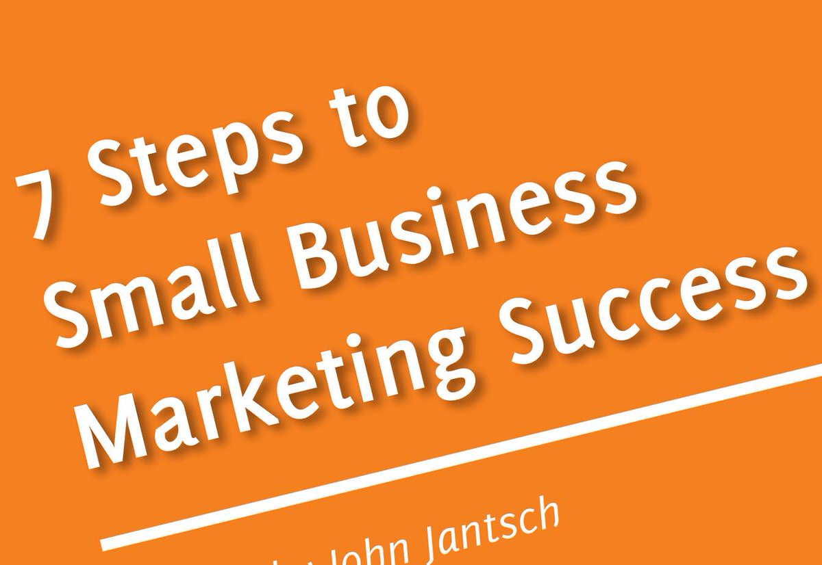 Just starting a #smallbiz? Learn the steps you need to take for your #marketing to succeed. http://t.co/S1N45Dw8rJ http://t.co/2OB2bGltvU