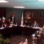Da inicio el proceso electoral local 2015-2016 de Durango. Se elegirán 1 Gobernador, 39 Ayuntamientos y 25 Diputados http://t.co/O31KkYMUuG
