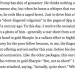 OMG. Trump versus Graydon Carter. http://t.co/u8cgEuvQqy http://t.co/CcppEnnZX1