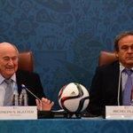 BREAKING: Sepp Blatter suspended by Fifa for 90 days http://t.co/asjJ2EnbDH #FIFA http://t.co/2ybyNQOzIY
