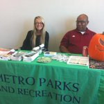 Thanks @loumetroparks, @TheParklands, @FleetFeetLou, etc., for supporting our @courierjournal health fair today. http://t.co/DP7HYfW5Bj