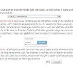 #SomosPuebloValiente #ChavezCorazonDelPueblo Uso eficiente de las redes sociales (3 y Final) http://t.co/CIKSrxRIHU