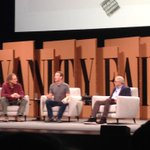 Mark Zuckerberg wants to share his babys first steps in virtual reality not just video or photos #VFSummit http://t.co/ZaGkmy2FVl
