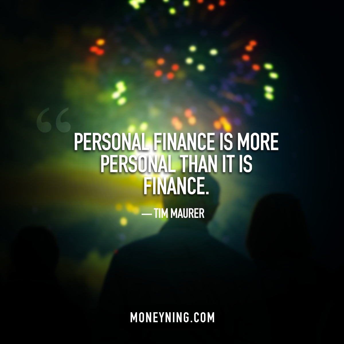 """""""Personal finance is more personal than it is finance."""" — @TimMaurer http://t.co/w3eGUq0lCh"""