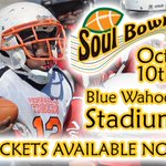 Are you ready for Soul Bowl 2015 this Saturday? http://t.co/4gGoLdTAoz #WahoosLife #Pensacola http://t.co/fckcf1DNGt