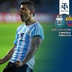 #Eliminatorias Cada vez falta menos para el debut... ¡Vamos @Argentina! http://t.co/oYrZy319lO