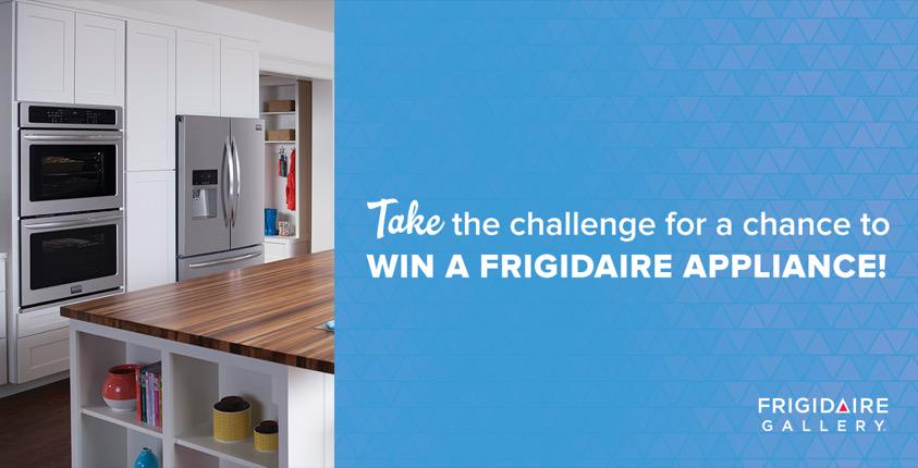 Tell us a creative meal idea for a chance to #win a featured @Frigidaire appliance! http://t.co/Eb5VISr1C2 #contest http://t.co/l7Iofe0Omo