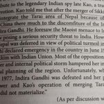 """THE GRAND DESIGN:""""India planned to disintegrate Nepal Terai in 1975,"""" Ex-RAW officer RK Yadav, Mission R&AW (2014) http://t.co/9IZPUSm4DS"""