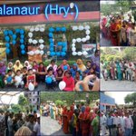 #WowMSG2Fans Awesome sight showcasing the craze among fans for MSG2! Splendid celebrations in Kalanaur, Hry. http://t.co/JSYPGTt1L7