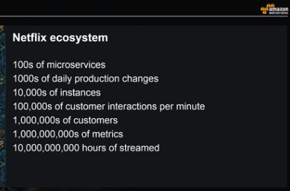 """""""...and we have 10's of operations people"""" - Dave Hahn, Netflix #reinvent #DevOps http://t.co/CoO2MUgZyl"""