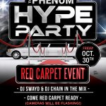 "#EventAlert Lincoln,NE Fri. Oct. 30th ""The Hype Party: Red Carpet Event"" @ Zells Lounge @DJSwaydUSA DJ Chain Mixing http://t.co/eaEHQPIp8j"